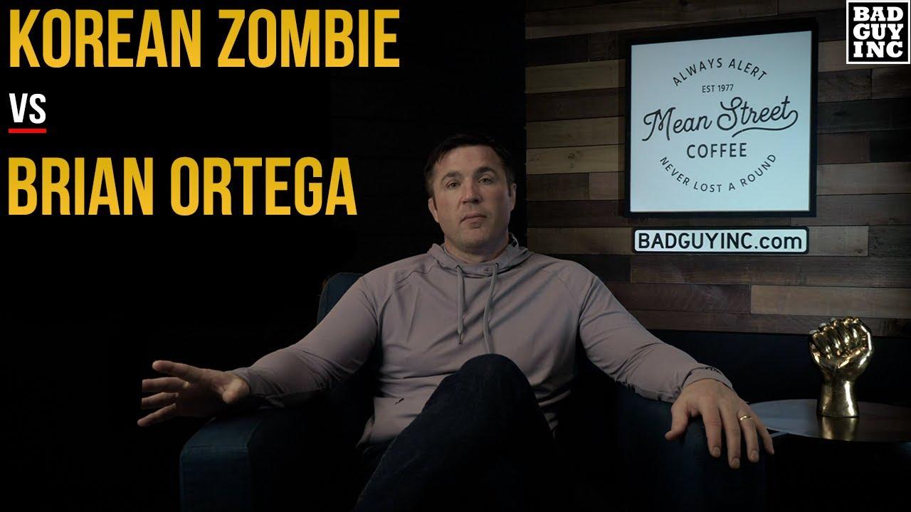 Predictions for Ortega vs Korean Zombie ...