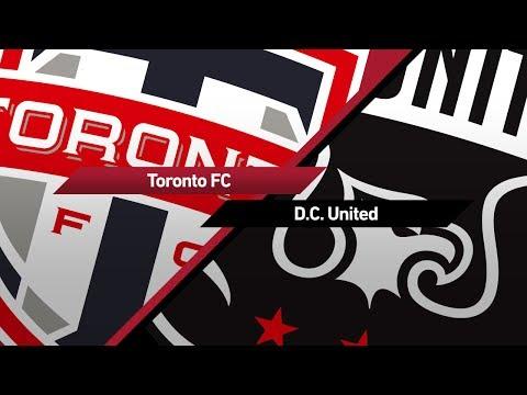 Highlights: Toronto FC vs. D.C. United | June 17, 2017