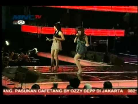 Syanel @ MNC TV Festival Palembang - pacar lima langkah.avi