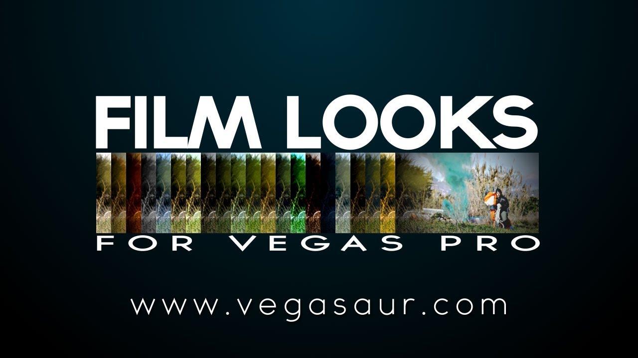 film looks plug in for vegas pro youtube