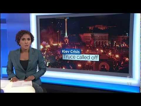 ABC News Perth: Live from Brisbane (20 Feb 14)