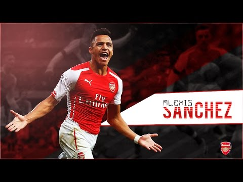 Photoshop Tutorial | Arsenal Alexis Sanchez | Wallpaper Design in Adobe Photoshop