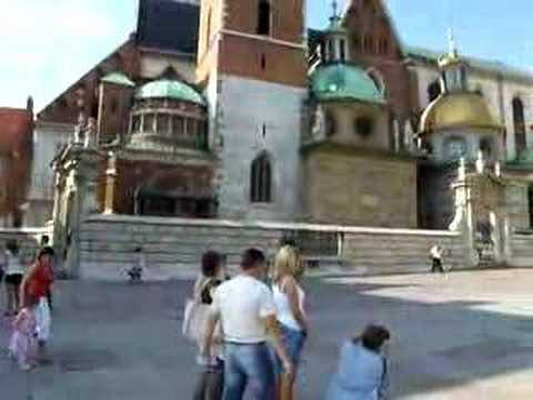 Wawel Cathedral and Castle, Krakow, Poland