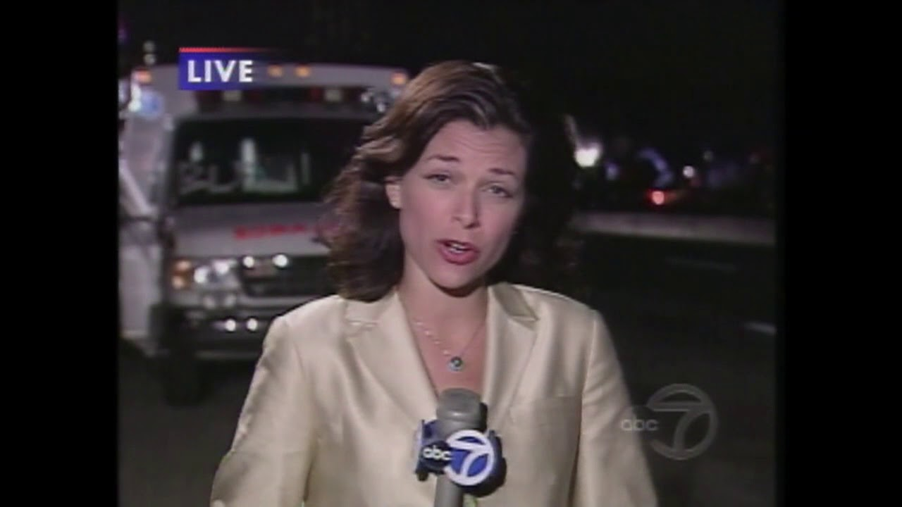 September 11th: WABC's late night newscast on the night of the ...