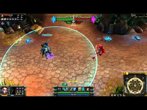 Dragonslayer Vayne League of Legends Skin Spotlight