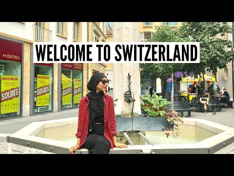 WELCOME TO SWITZERLAND | BIENVENUE EN SUISSE