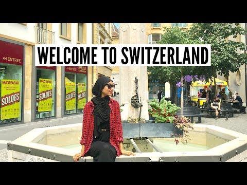 WELCOME TO SWITZERLAND | BIENVENUE EN SUISSE