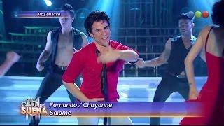 Fer Dente es Chayanne - Tu Cara Me Suena 2014