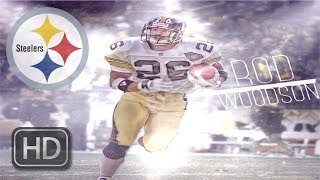 Rod Woodson || Pittsburgh Steelers Ultimate Highlights || **HD Quality**