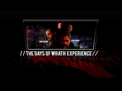 days of wrath epk 2017
