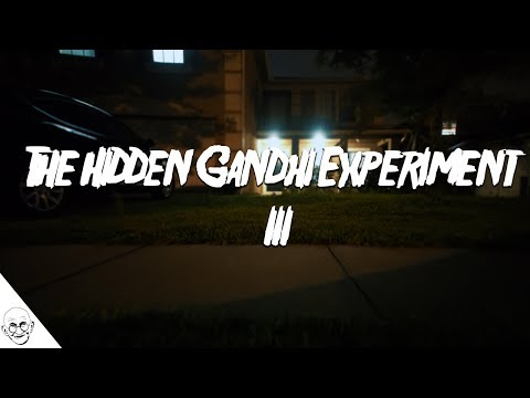 The Hidden Gandhi Experiment 3