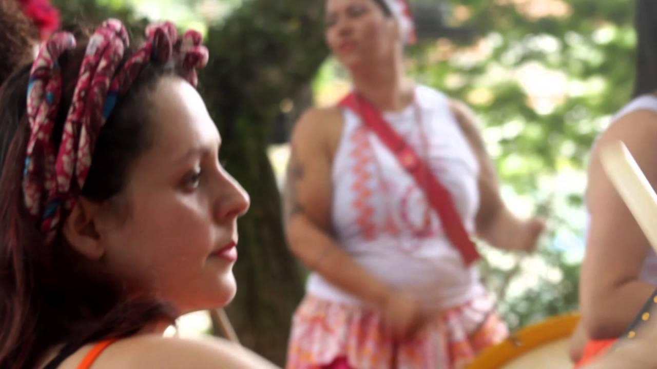 Vídeo Baque Mulher - Maracatu Ouro do Congo