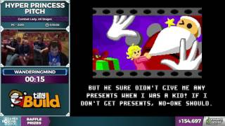 Hyper Princess Pitch by thewanderingmind in 14:08 - AGDQ 2017 - Part 16