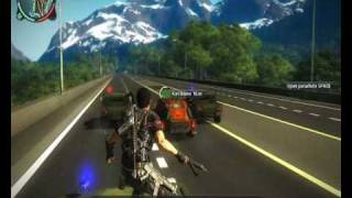 Just Cause 2 - PC Gameplay na GTS 250