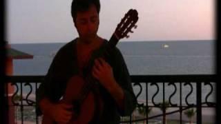 """""""Et Dodim"""" Sephardic. Arr. Gregory Nisnevich, guitar"""