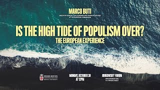 Is the High Tide of Populism Over? The European Experience