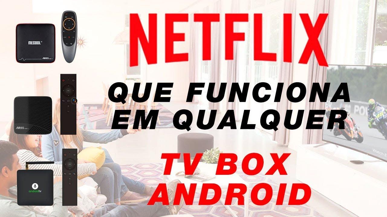 Netflix Hd Android Box