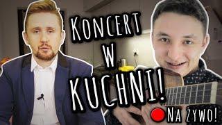 Koncert w KUCHNI z Czwartą Falą! - Na żywo