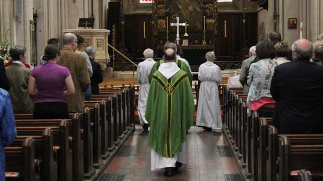 Priest out after objecting to Muslim prayer in church ...