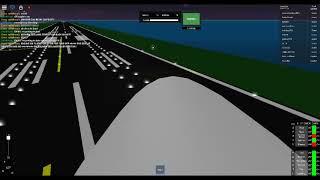 Roblox [SFS Flight Simulator] EK465 Red to white Bangkok to Dubie Park A