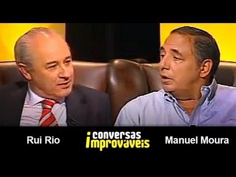 ❻ Conversas Improváveis - EP Nº06 - COMPLETO (SIC / Revista INVEST) 11/Julho/2012