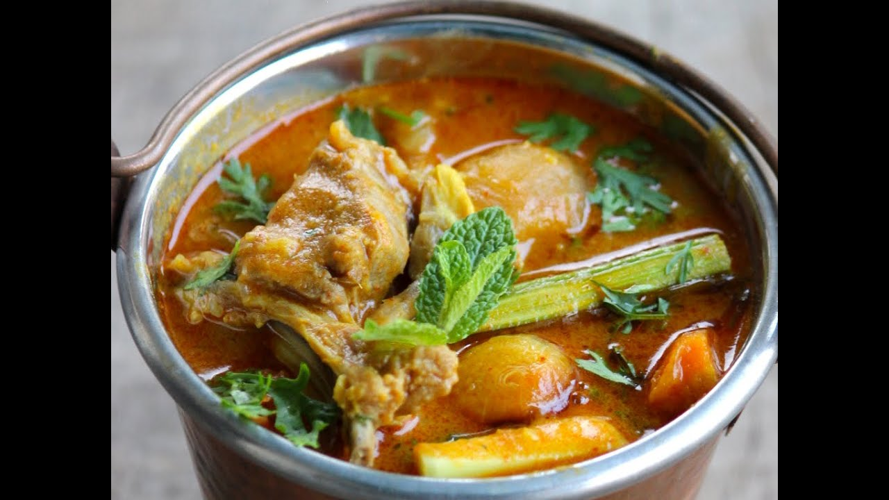 how to make dalcha for biryani