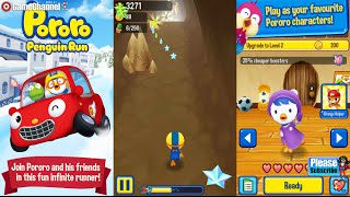 Pororo Penguin Run Android İos  Free Game GAMEPLAY VİDEO