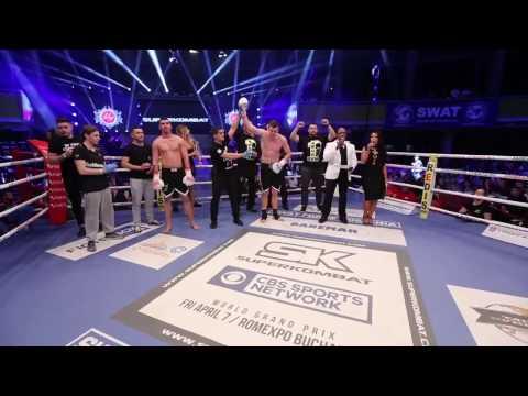 Superkombat 2017 Highlights Romexpo