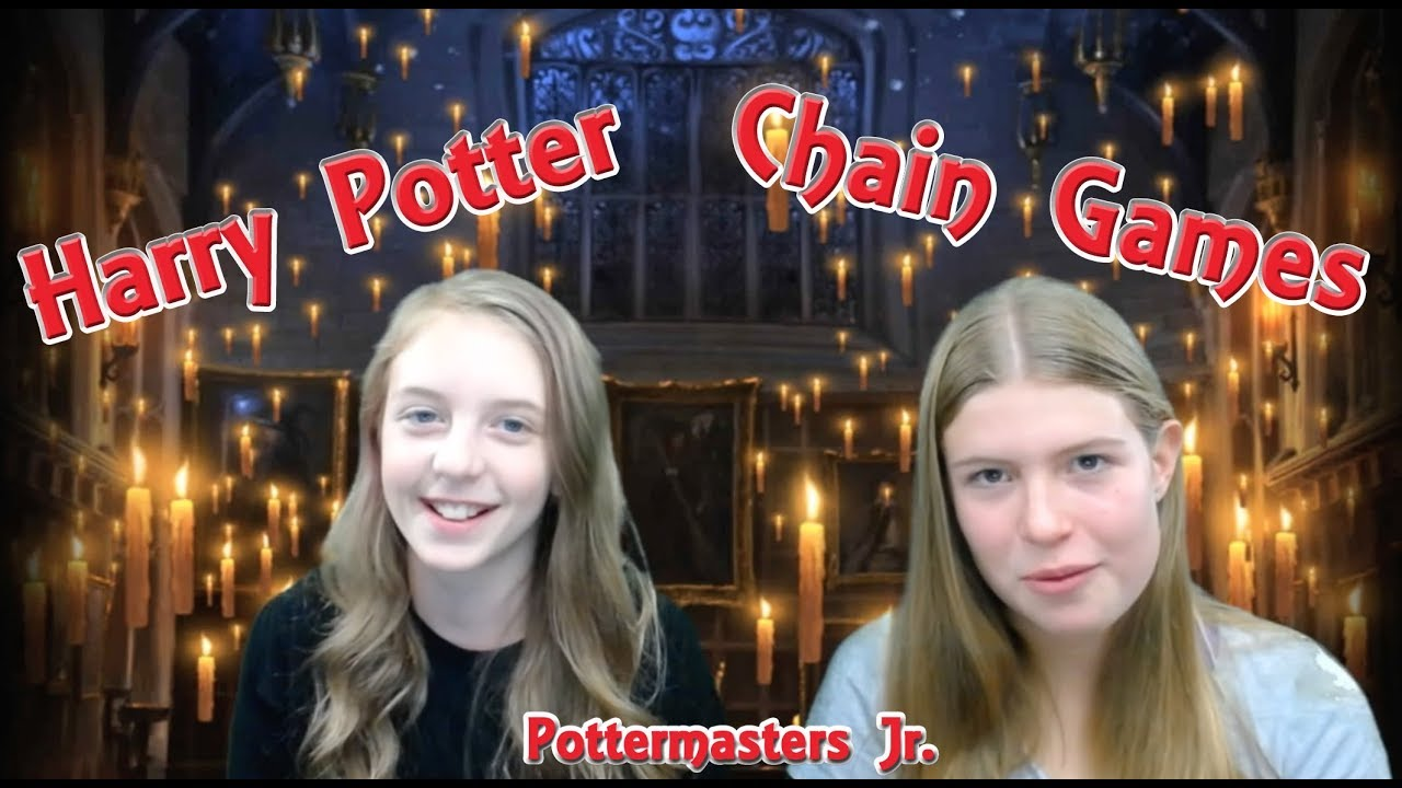 Name the Harry Potter characters, places and things - The Pottermasters  (Junior)