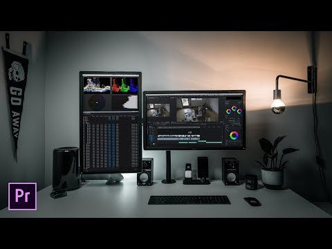 The Dual Monitor Set Up You Didn't Know You Needed!