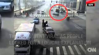 Mystery Of China's Levitating Cars Solved