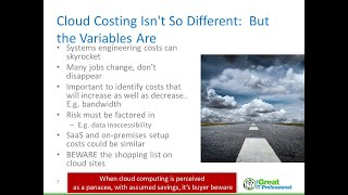IT Infrastructure And IT Services Costing the Hidden Costs