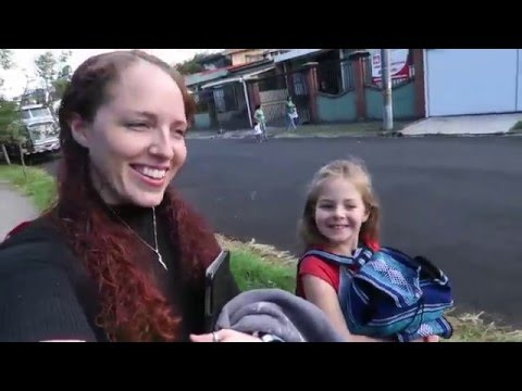 OUT AND ABOUT IN COSTA RICA | Weekend Vlog, January 22-24