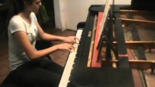 "POLONESA ""MILITAR"" ..CHOPIN  Op. 40 No. 1"