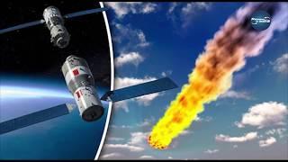 चीन के स्पेस स्टेशन ने कितना नुकसान किया| The Tiangong-1 Space Station Just Missed Point Nemo