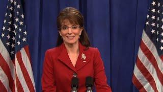 Tina Fey's Best Appearances As Sarah Palin On 'SNL'