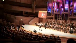 Red Army Song and Dance Alexandrov Ensemble 31/01/2013