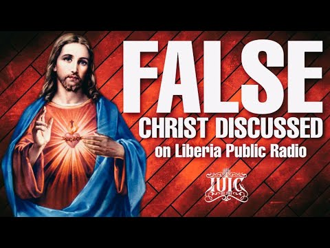 #IUIC | False Image of CHRIST Discussed || Liberia Radio Show