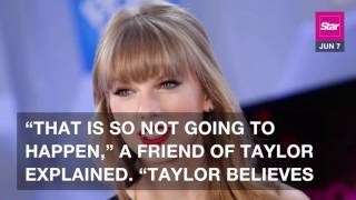 Taylor Swift Refuses To Apologize To Katy Perry
