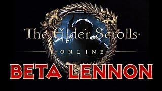 Bêta Lennon : The Elder Scrolls Online ESO