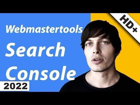 Google Webmaster Tools  (Search Console) einrichten