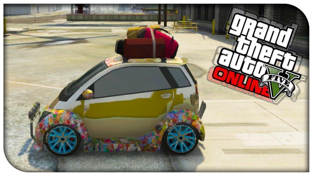 Gta 5 Hipster Dlc New Benefactor Panto Smart Car Customization V You