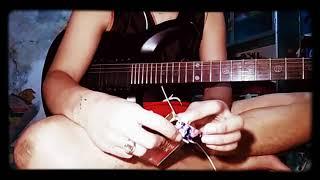 Guitar cover dangdut TEMBOK DERITA