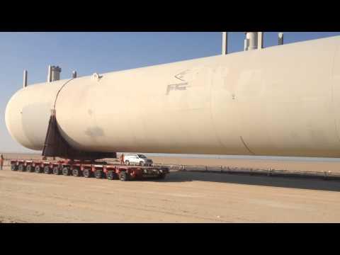 LPG Tank Transportation
