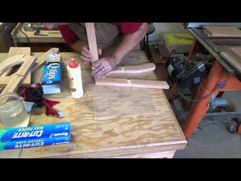 Folding Chair stool part 5