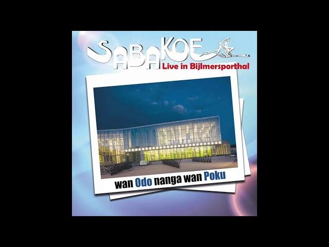 8. Sabakoe - Mooi misi kon dansi (Live in Bijlmersporthal)