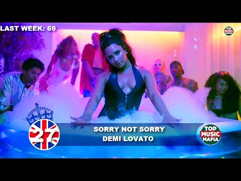 Top 40 Songs of The Week - July 29, 2017 (UK BBC CHART)