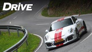 Porsche 911 GT3 by DRIVE Magazine (Eng subs)