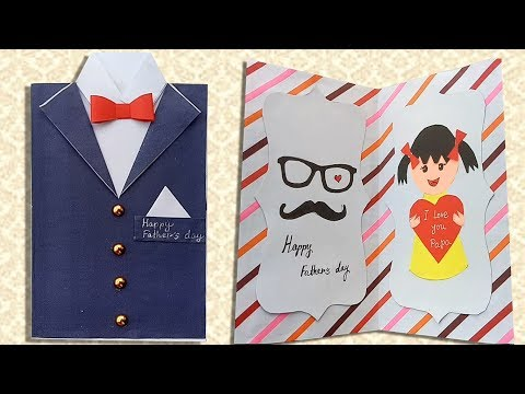 diy-father's-day-greeting-card-ideas-/-handmade-father's-day-cards