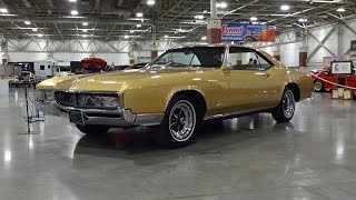 1966 Buick Riviera in Riviera Gold Paint & 425 Nailhead Engine Sound My Car Story with Lou Costabile